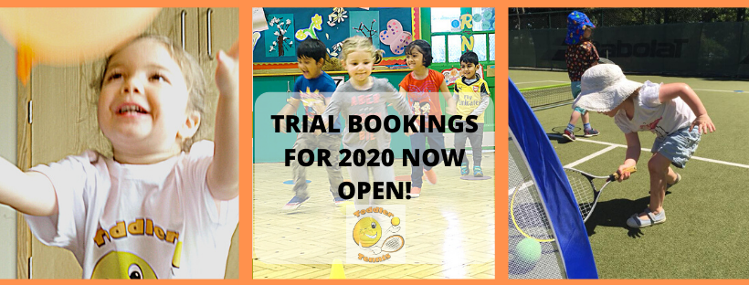 TRIAL BOOKINGS FOR 2020 NOW OPEN!
